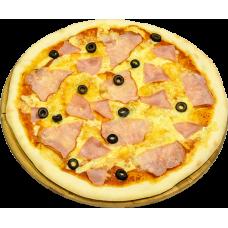 Пицца Королевская с ветчиной